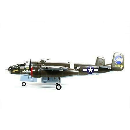 B-25 Mitchell PNP, 1470mm: Green (FMM025PGRN)