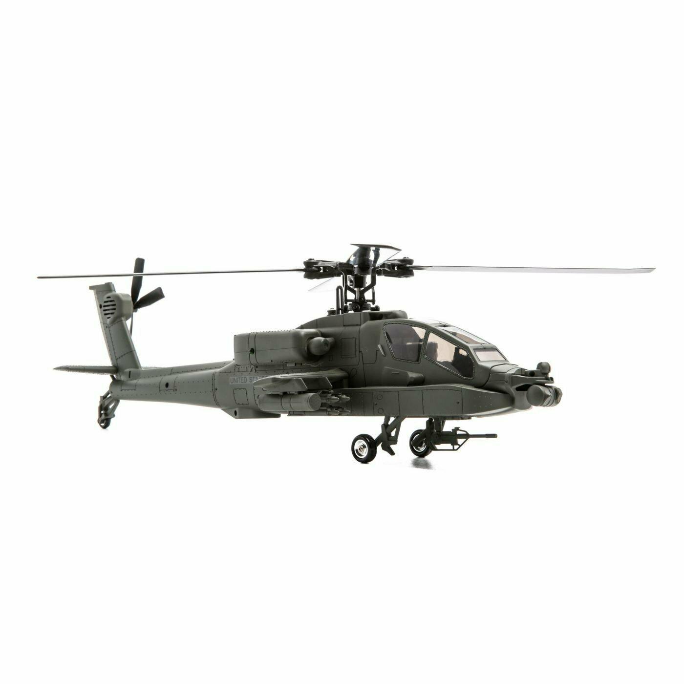 Micro AH-64 Apache BNF (BLH2580)