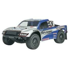 Associated 1/10 SC10 Pro Comp RTR w/WolfPack