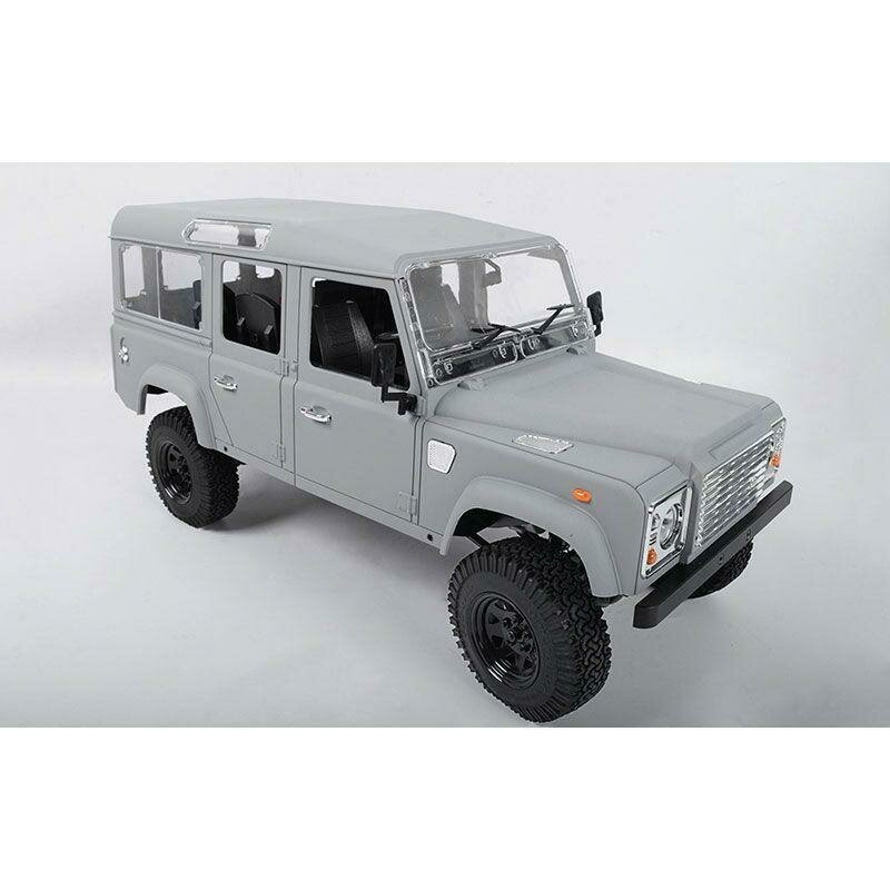1/10 Gelande II D110 Truck Kit With 4Dr Hard Body