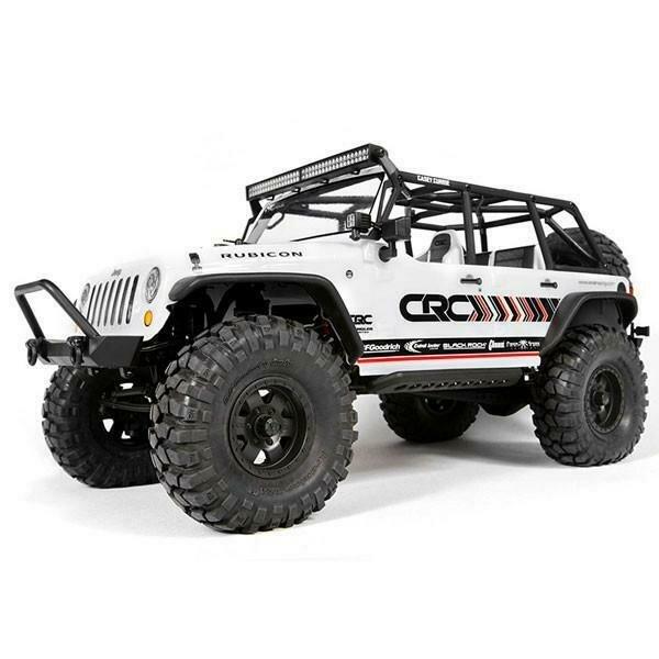 Axial 1/10 SCX10 2012 Jeep Wrangler C/R Edition RTR