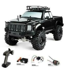 Gmade - KOMODO RTR, 1/10 Scale 4WD Off-Road Adventure Vehicle, Assembled W/ 2.4 Radio System, ESC & Motor  (GMA54016)