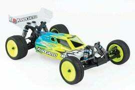 RC10B6D 1:10 Scale 2WD Electric Off Road Buggy Kit (ASC90012)