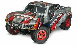 LaTrax 1/18 SST Creed Edition, RTR W/ 2.4GHz Radio, 370 Motor, 6-Cell Battery & Charger. (TRA76044-1-CRD)