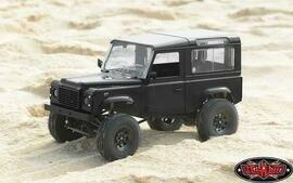 RC4WD 1/18 Gelande ll RTR With D90 Body Set (RWDZ-RTR0026)