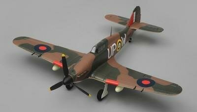 Airfield Hurricane RC Warbird RTF