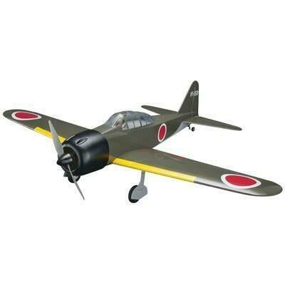 "Great Planes Zero GP/EP ARF 56.6"" (GPMA1209)"