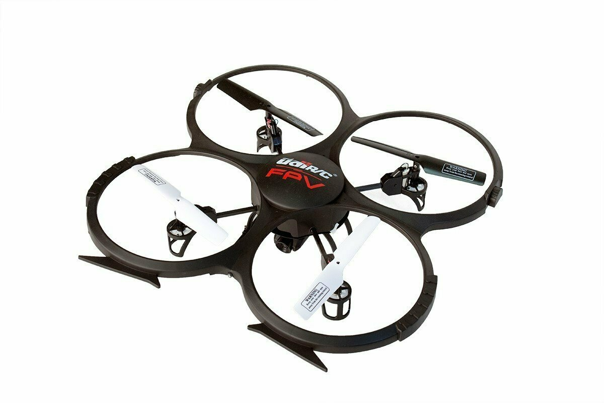 UDI Discovery FPV Drone, Ready to Fly Quadcopter (UDIU818FPV)