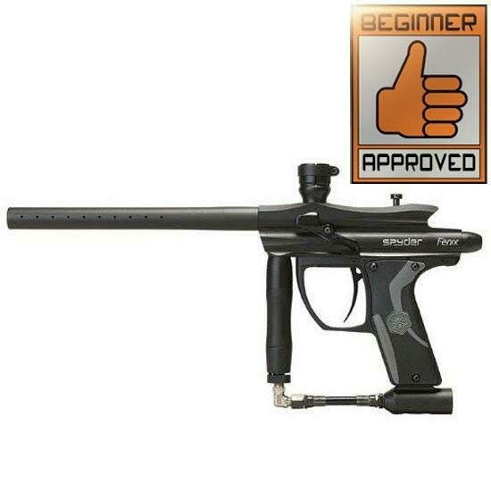 Kingman 2012 Spyder Fenix Paintball Gun