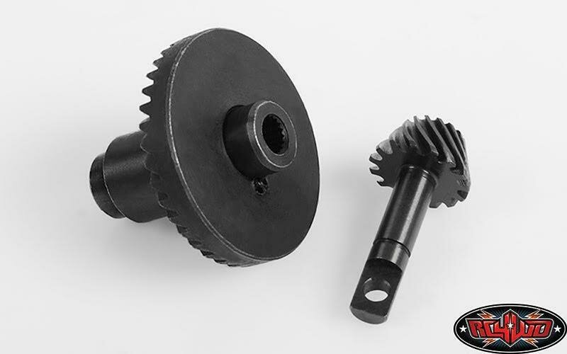 Helical Gear Set for T-Rex 60 Axle (Z-S1602)