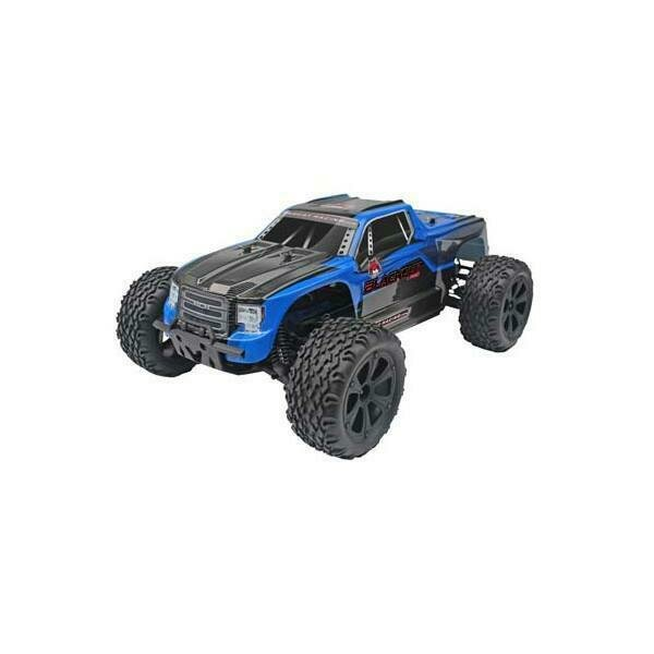 Redcat Racing 1/10 Blackout XTE Pro BL MT 4WD RTR Blue (RERC1080)