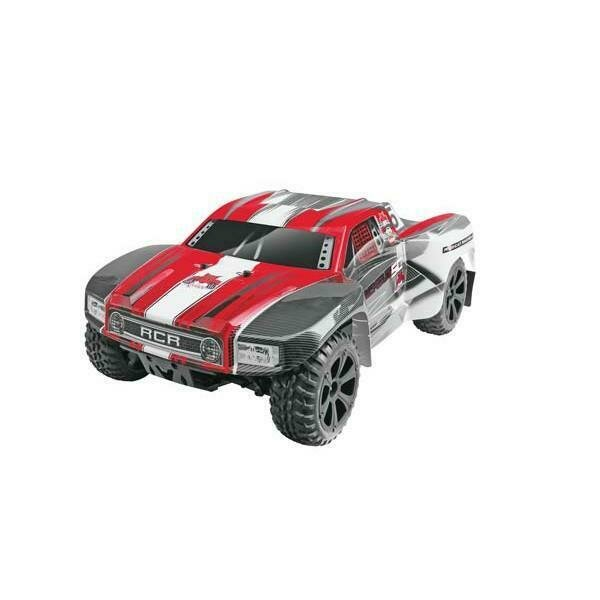 Redcat Racing 1/10 Blackout SC 4WD RTR Red (RERC1025)