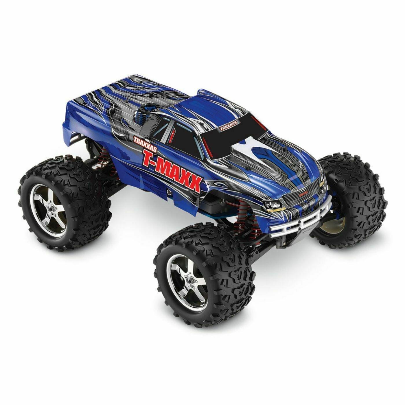T-Maxx 3.3 4WD Nitro w/ TSM