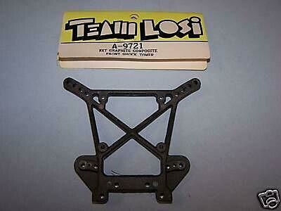 LOSI XXT GRAPHITE COMPOSITE FRONT SHOCK TOWER #A-9721