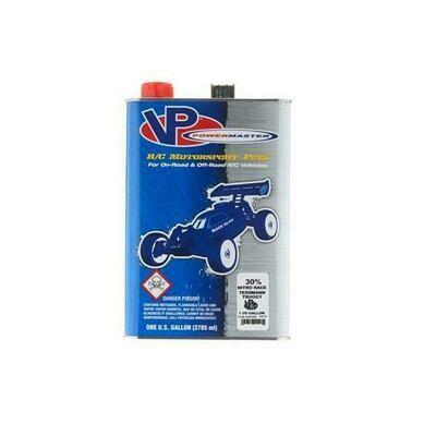 4496398 POW Fuel Tessman Truggy 30% Gal Fuel Car (POWP6398)