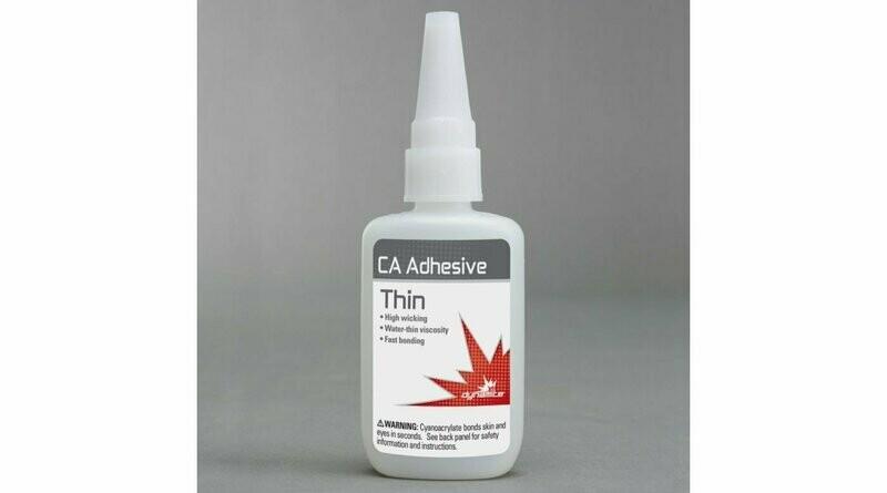 CA, Thin, 1/2 oz. (DYNK0025)