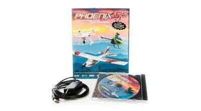 Phoenix R/C Pro Simulator V5.5 (RTM5500)