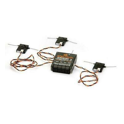 AR12020 12-Channel DSMX X-Plus Receiver  by Spektrum