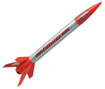 Estes Firehawk Mini Rocket Kit E2X Easy-to-Assemble