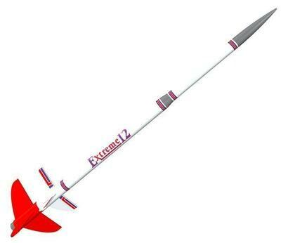 Estes Extreme 12 Rocket Kit Level 3