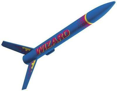Estes Wizard Rocket Kit Skill Level 1