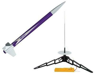 Estes Silver Arrow Launch Set E2X