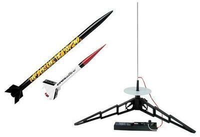 Estes Tandem-X Launch Set E2X Easy-to-Assemble