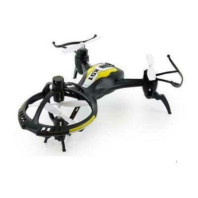 Syma X51 Spaceship 2.4Ghz 4CH RC Quadcopter with Bonus Battery -Black (61311)