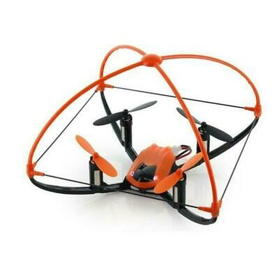 XT FLYER Mini 2.4G 4CH Quadcopter with Self-righting Protective Frame (61337)