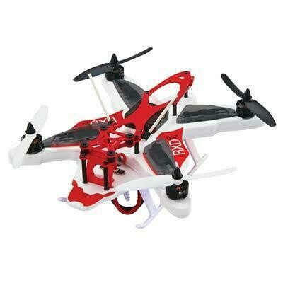 RISE RXD250 BL Extreme Durability Racing Quad Rx-R (RISE0250)