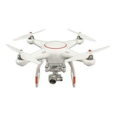 Autel Robotics - X-Star Premium Drone with 4K Camera, 1.2-mile HD Live View and Hard Case (White)- (AUTXSPRMWH)