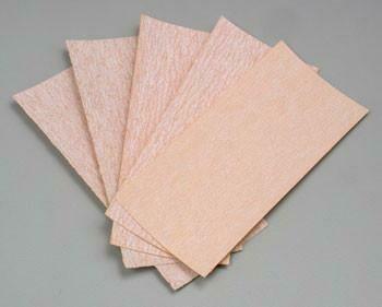 10044 Sandpaper Assortment (5 Sheets)