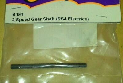 HPI  A191 2 SPEED GEAR SHAFT