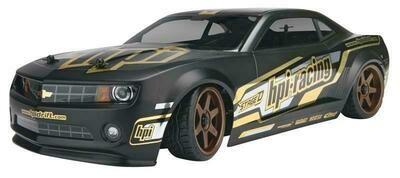 HPI Racing 1/10 Sprint 2 Drift 2.4 RTR w/2010 Camaro