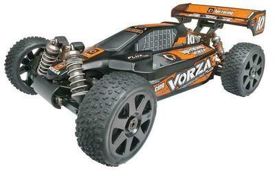 HPI Racing 1/8 Vorza Flux HP Brushless 4WD 2.4 RTR