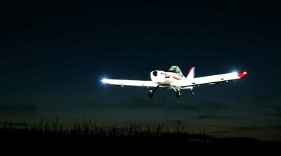 Brave Night Flyer 1.2m BNF Basic with AS3X® (EFL6950)