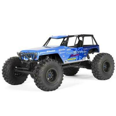 Axial 1/10 Wraith Jeep Wrangler Poison Spyder RTR