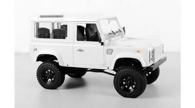 1/10 Gelande II Truck Kit with Defender D90 2Dr Body Set