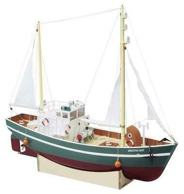 AquaCraft Bristol Bay Fishing Boat RTR