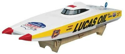 AquaCraft Lucas Oil FE Brushless 2.4GHz RTR