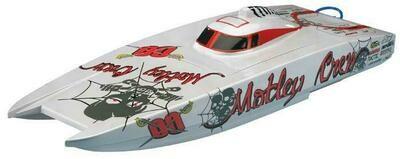 AquaCraft Motley Crew Brushless FE Catamaran 2.4GHz RTR