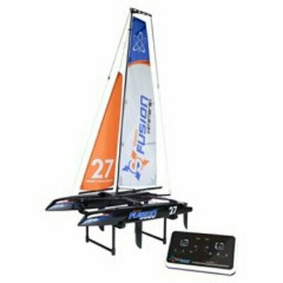 Fusion Micro Catamaran RTR RC Sailboat