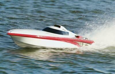AquaCraft Rio 51Z Off-Shore Gas 2.4GHz RTR