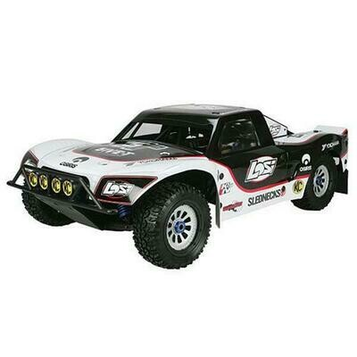 1/5 5IVE-T 4WD Off Road Truck Black Bind-N-Drive  by Losi