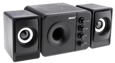 D-205 USB2.0 Subwoofer Computer Speaker