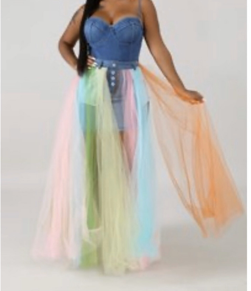 Tulle Fairy  Skirt
