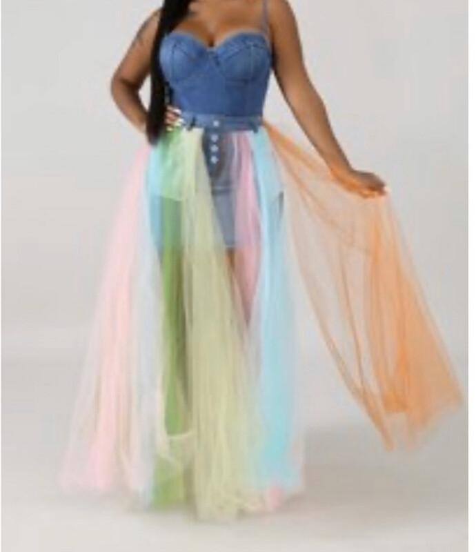 Tulle Fairy  Skirt