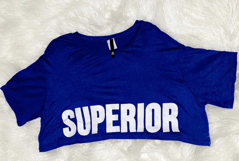 Superior Girl Top