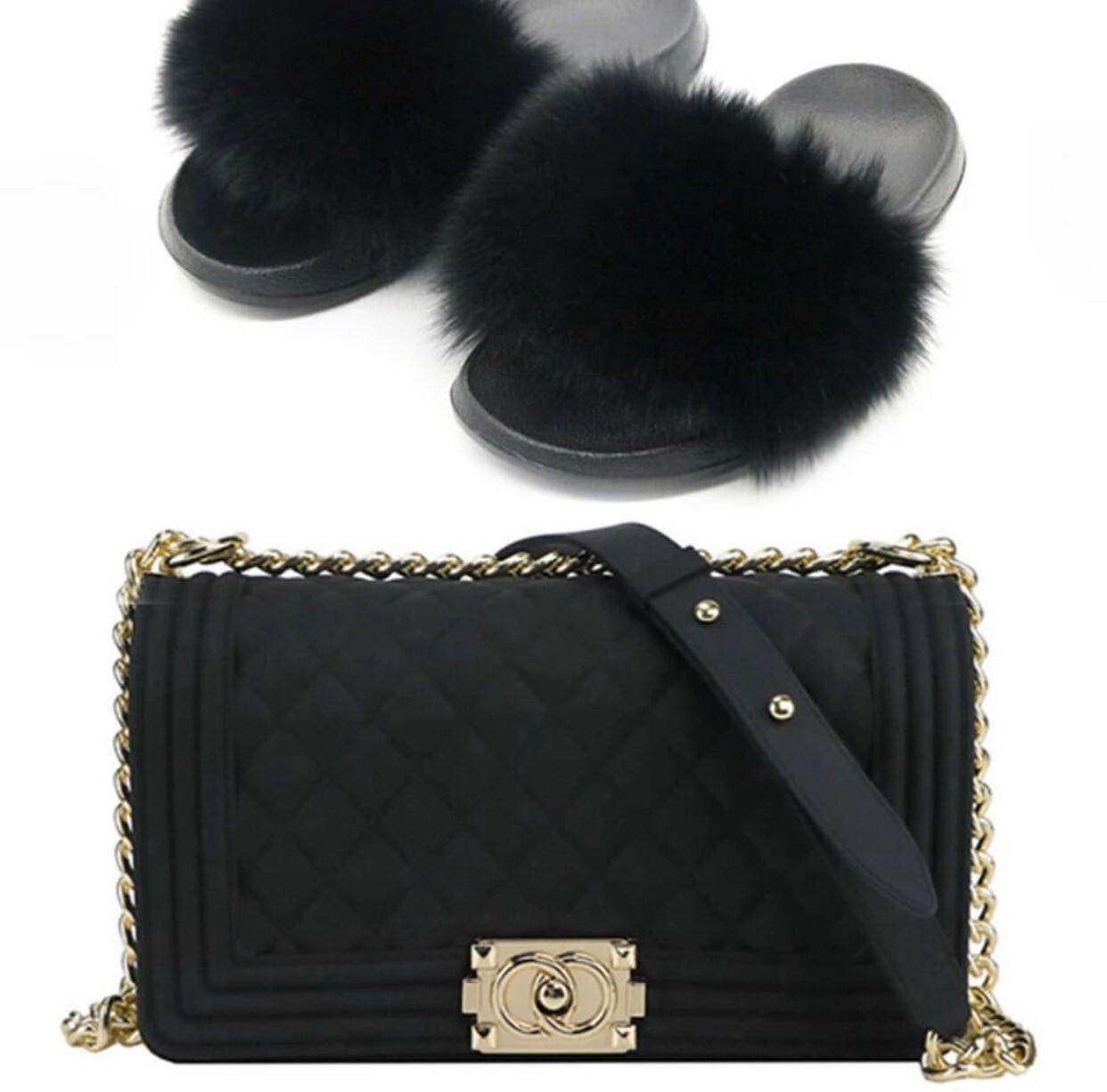 Black Love Bag