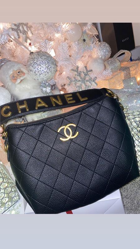 CC Leather Bag